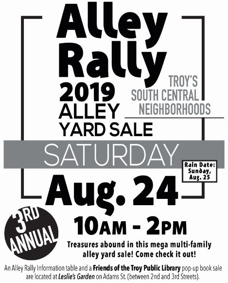 Join us at the Alley Rally!